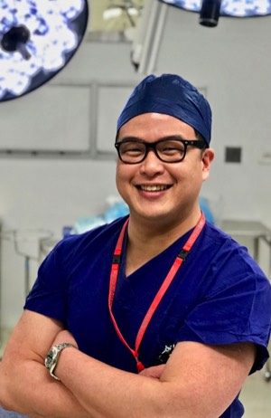 Dr Julian Ip - Colorectal Surgeon